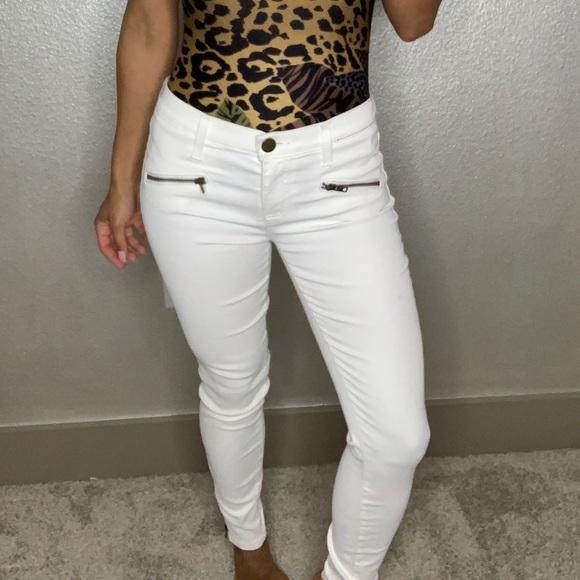 Current/Elliott Denim - Current Elliot size 27 Soho Zip Stiletto Pants